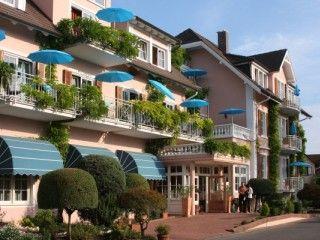 Bodensee Hotel Seevilla At Unteruhldingen